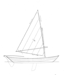 Stickleback Dory (Amberjack) profile