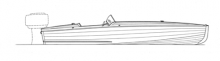 "14' 10"" Runabout, RASCAL profile"