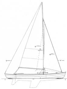 22' Fox Island Class profile