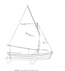 "12' 10"" Pooduck Skiff | WoodenBoat Magazine"