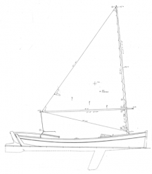 16' Perfect Skiff –Weld profile