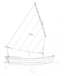 Shellback Dinghy profile