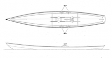 18' Single Shell FIREFLY profile and overhead