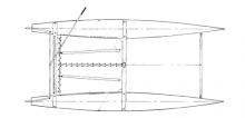 16' Quattro Catamaran overhead
