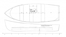 Jericho Bay Lobster Skiff profile