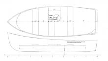 Jericho Bay Lobster Skiff profile