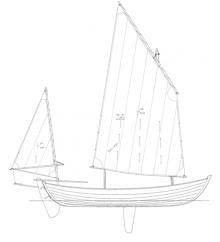 Caledonia Yawl II profile