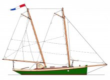 Sail Plan PS-28