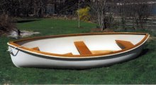 Double Ender Dinghy