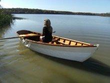 Lone Star Twelve rowboat photo