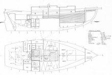 Sandy 2-berth layout