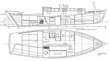 Sea Bright 36 Plan Port