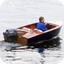 A small classical runabout