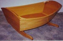 Jordan Wood Boats-Cradle Boat Papoose