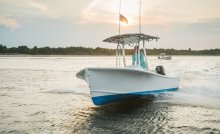 Harkers Island Boat