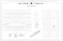 Canoe Plans for a Cedar Strip Canoe