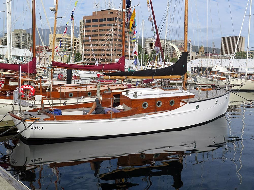 Impressions From Hobart 2017 Woodenboat Magazine