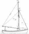 double ended, auxiliary daysailer