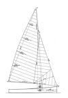 Fox 16' Sloop LIVELY profile