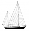 Wittholz 35' Departure Class profile