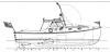 32' Lobstercruiser profile