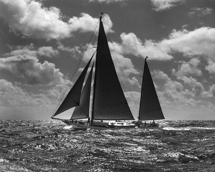 TICONDEROGA (courtesy Mystic Seaport, Rosenfeld Collection).