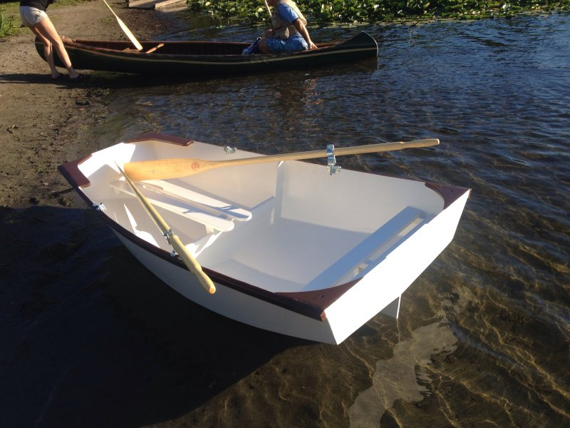 Tenders And Prams Woodenboat Magazine