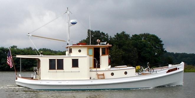 VETERAN, Chesapeake Bay Buyboat built in 1914