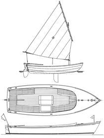 Digital boatbuilding plans.