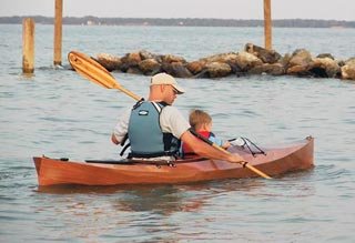 Wood Duck Kayak