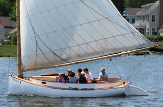 Crosby catboat