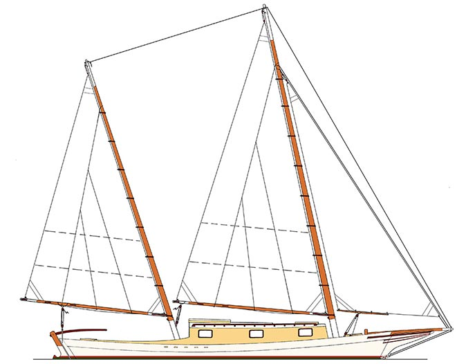 Brogan 33 design.