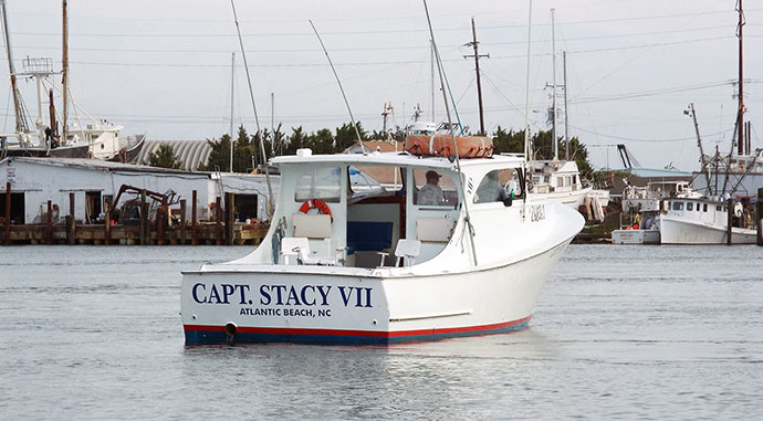 The CAPT. STACY VII.