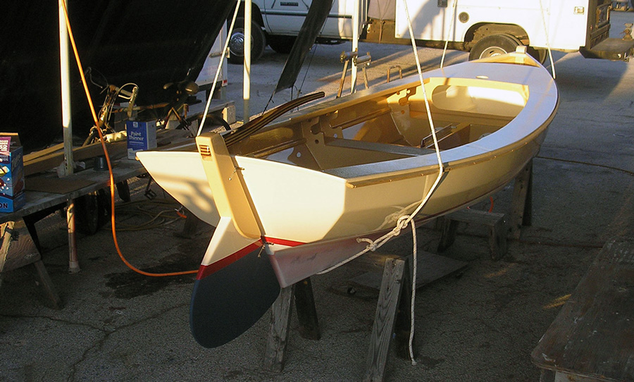 Sea Bright Skiff.