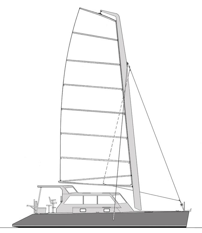A 42-foot Catamaran—My Seventh Cruising Sailboat? | WoodenBoat Magazine